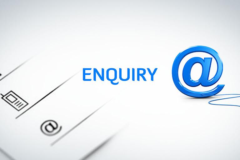 Helpdesk Enquiry
